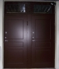 Armour-plated doors 125